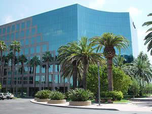 Long Beach Airport Admin Office